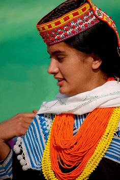 Kalash Girl // Shaukat Niazi