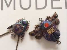 Steampunk Bugs by Karen Walker