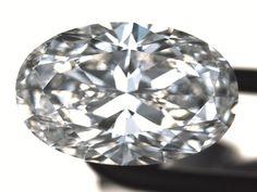 3 Carat Oval #Diamond