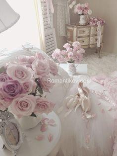 Romantic Shabby chic Romantikev blog