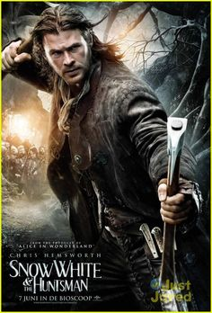 Snow White and the Huntsman!