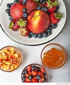 Simple Fruit Sauces