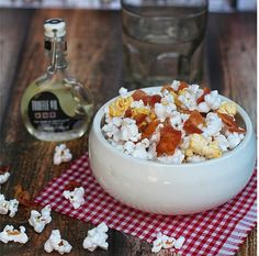 Bacon Popcorn...what else do I have to say!