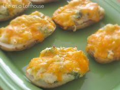 Broccoli & Cheese Tw