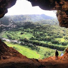 Cueva Ventana, Puerto Rico  photo c/o TOMS Instagram fan Sylma Maria