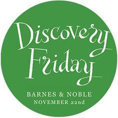 Barnes & Noble Kicks Off Holiday Season With Discovery Friday
