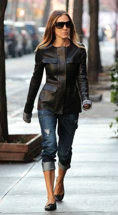 We ♥ Sarah Jessica Parker style.