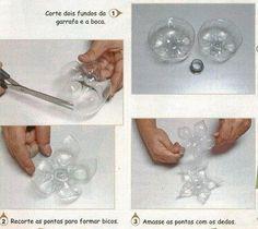 Reciclando Garrafas Pet