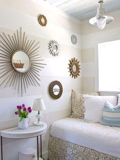sunburst wall mirrors
