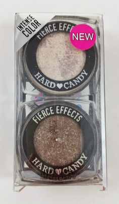 Hard Candy Fierce Effects Eyeshadow- L'Oreal Infallible Dupes!
