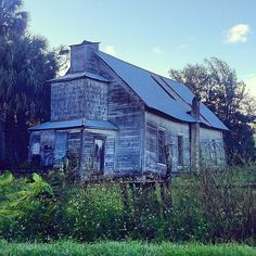 No more sermons here. #abandoned #florida #church
