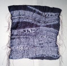 Shibori with Sue Cavanaugh