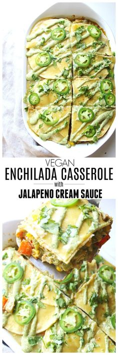 This Vegan Enchilada
