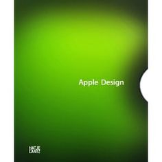 Apple Design. I think I would like this one...