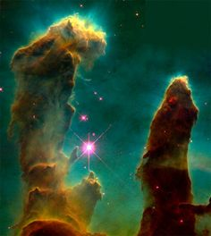 Gorgeous photos from the Hubble telescope