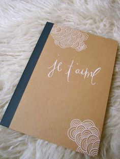 notebooks in the etsy shop!