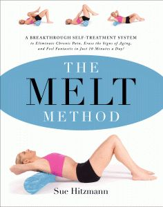 Ease chronic pain with @SueHitzmann and @Matty Chuah Melt Method Listen for 20 minutes; spend fewer than 10 minutes a day to minimize aches and pains.