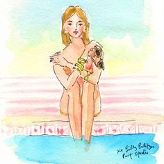Float. Play. Swim. Repeat. #summerinlilly #lilly5x5