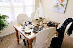 A Waterside Table