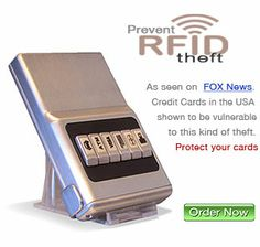 RFID Protection and cash clip