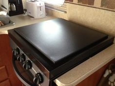 Stove Top Covers On Pinterest Motorhome Lps And Copper