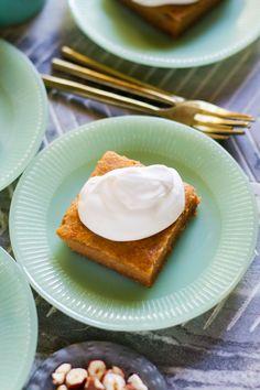 Spiced Persimmon Pudding //  www.aidamollenkamp.com