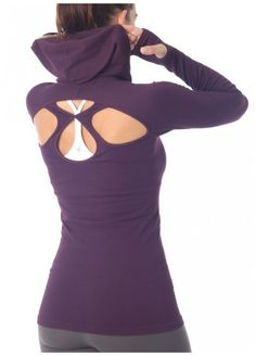SELENE HOODIE active wear.