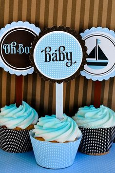 Boy baby shower ~