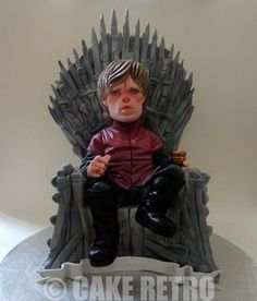 12 Game of Thrones Cakes That are so Rad You'll Want One