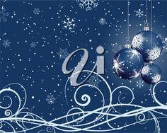 iCLIPART - Beautiful Christmas (New Year) card. Vector illustration.