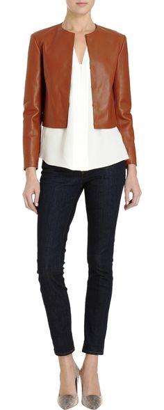BARNEYS NEW YORK  Simple Jacket