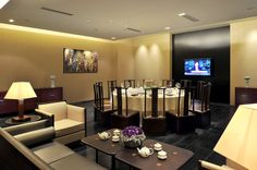 Jumeirah Himalayas Hotel, Shanghai - Leisure Activities - Shang-High Cuisine VIP Room