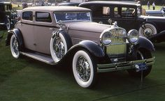 1930 Stutz MB SV-16 Monte Carlo sedan by carphoto, via Flickr