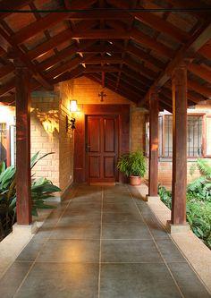 Architecture and interior design projects in India - Casa Rojo - Benny Kuriakose - interior design, indian interior, design projects, indian ethnic, design inspir, ethnic interior, decor idea