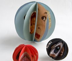 rolling balls from magic books and paper toys how to