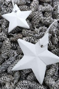 White stars / Estrellas blancas