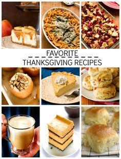 Favorite Thanksgivin