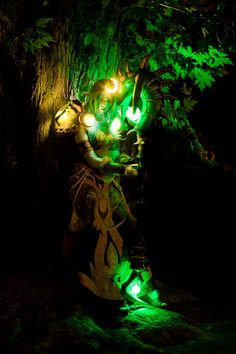 Druid, World of Warcraft cosplay.