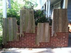 rachel herring | barnwood bamas made from reclaimed wood found in various places within alabama