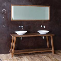 Arredo Bagno  Bath Furniture on Pinterest  Teak, Ceramics and Bunk ...