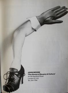 Advertisement for The House of Beauty and Culture in Blitz magazine