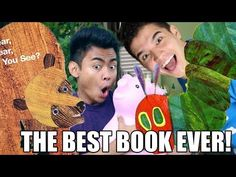 THE BEST BOOK EVER! - YouTube(: