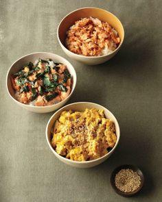Chef Nobu Matsuhisa's Simple Recipes // Nobu's Scrambled Eggs Donburi Recipe