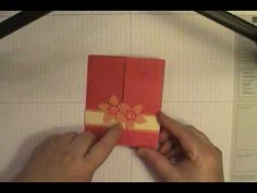 door card, card techniques, craft, hidden doors, technique cards, secret door, door techniqu, card tutorials, techniqu card