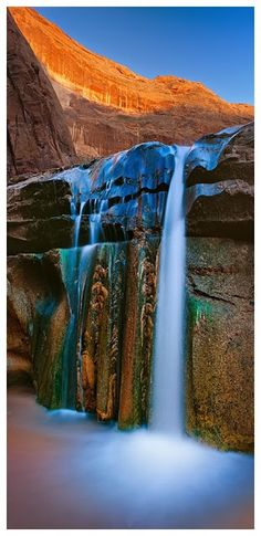 Gates of Eden - Coyote Gulch, Escalante, Utah. Photo by Andrew Morrill