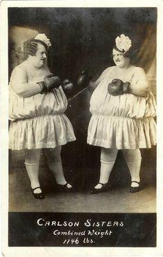 Carlson Sisters