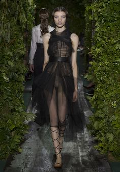 tulle&leather Valentino Haute Couture FW14-15