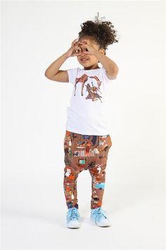 spodnie ULICA