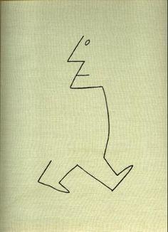 Saul Steinberg 1954