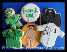 """Fun Collection by Kimberly over at Sweet Creations. Love the """"Operation"""" game character!"""